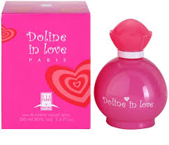 Doline in love PARIS - VIA PARIS PARFUMS - woda toaletowa dla kobiet 100ml